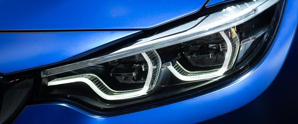 自動車用ランプの配光測定_イメージ