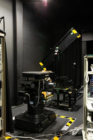 一般照明測定室
