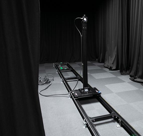 一般照明配光測定室