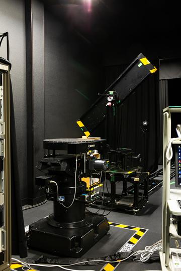 一般照明配光測定室2